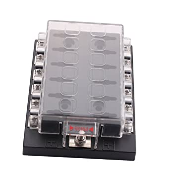 generic new dc32v 12 way terminals circuit atc ato car auto blade generic new dc32v 12 way terminals circuit atc ato car auto blade fuse box block holder