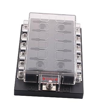 generic new dc32v 12 way terminals circuit atc ato car auto blade generic new dc32v 12 way terminals circuit atc ato car auto blade fuse box block holder