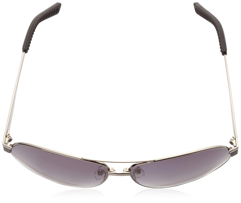 Burgmeister - Lunette de soleil SBM201-111a Montreal Aviator - Homme,  Silver - Silber (silber silber)  Amazon.fr  Vêtements et accessoires 50ca05b6988e