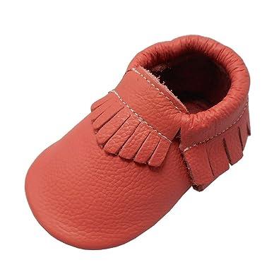7acde38df28e5 YIHAKIDS Chaussures Bébé - Chaussons Bébé - Chaussons Cuir Souple -  Chaussures Cuir Souple Premiers Pas