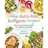 Einfach Dairy-Free Ketogenic Recipes: Family Favorites Made Low-Carb and Healthy