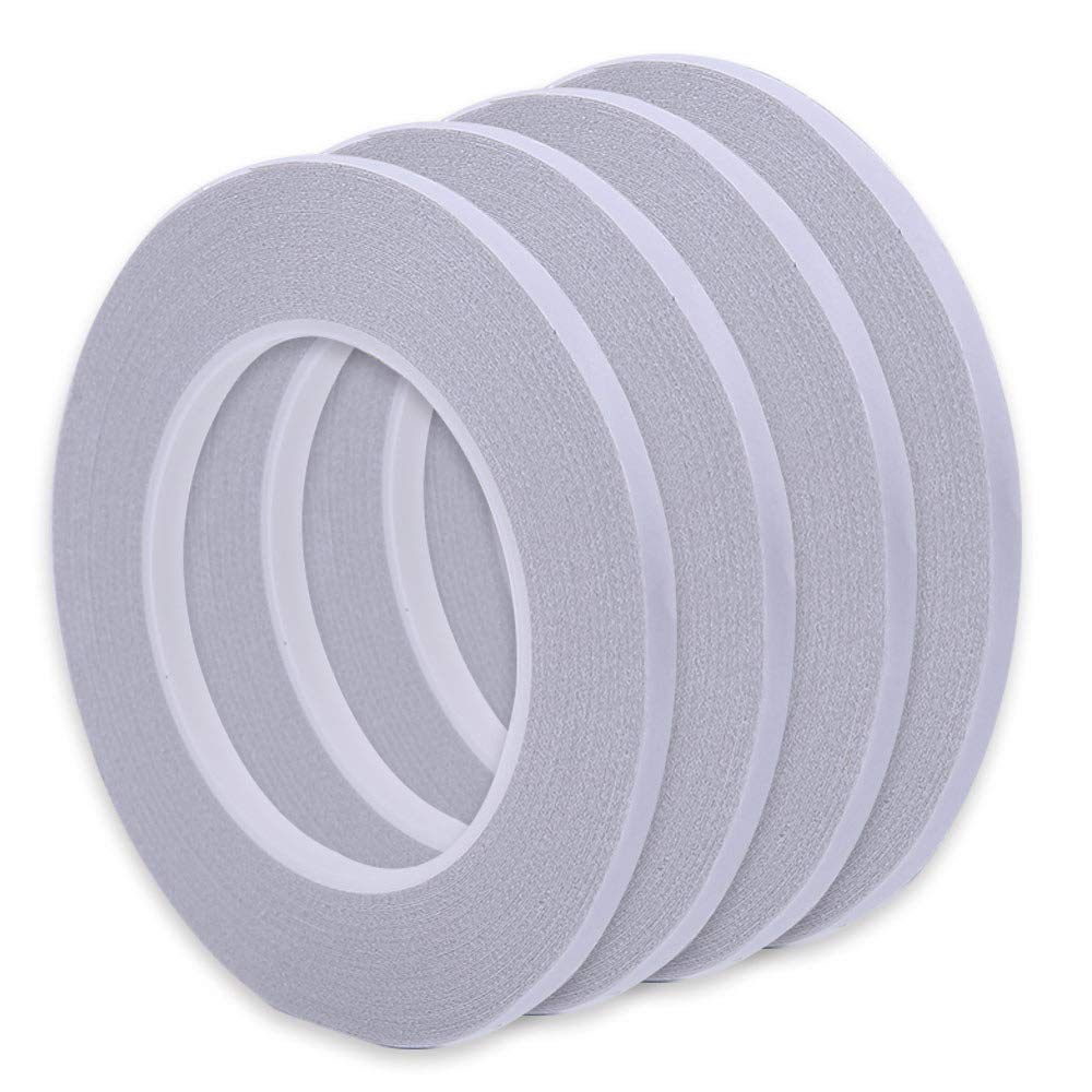4 Pack 1/4 Inch Quilting Sewing Tape Wash Away