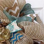 Weathered-Driftwood-Beach-Wreath-with-Nautical-Balls-Handmade-Deco-Mesh
