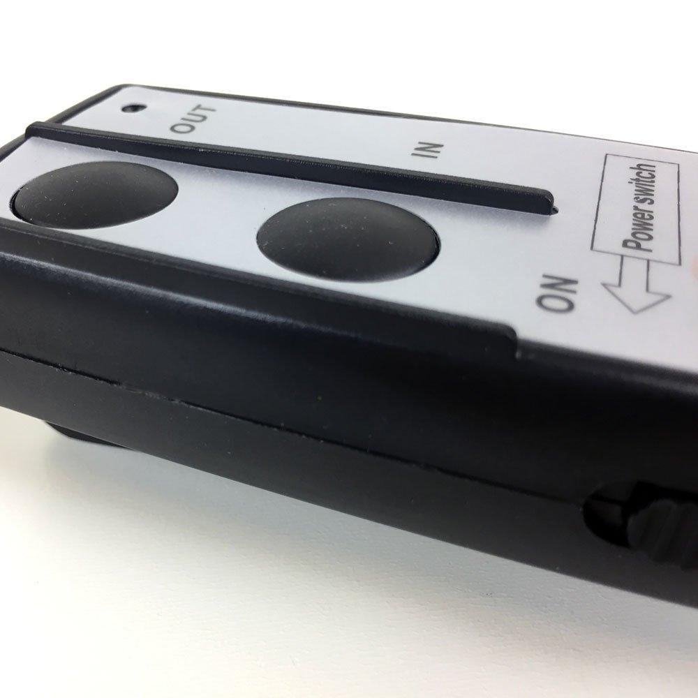 Amazon.com: Tuff Stuff Wireless Winch Remote Control Kit, 12v, Universal -  BLOOPER: Automotive