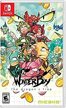 Wonder Boy The Dragon's Trap - Nintendo Switch