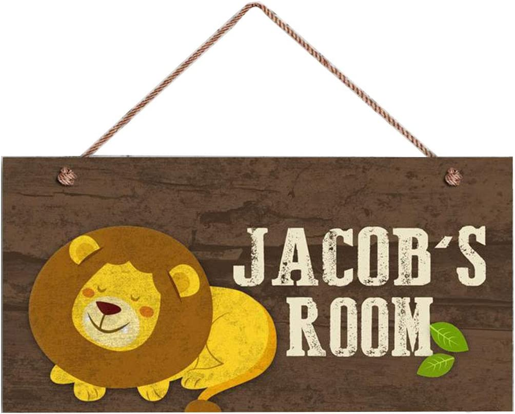 Personalized Sign Kids Door Sign Kids Name MUPIANLX Gamers Sign Nursery Art Rustic Game Controller Room Sign Wall Sign