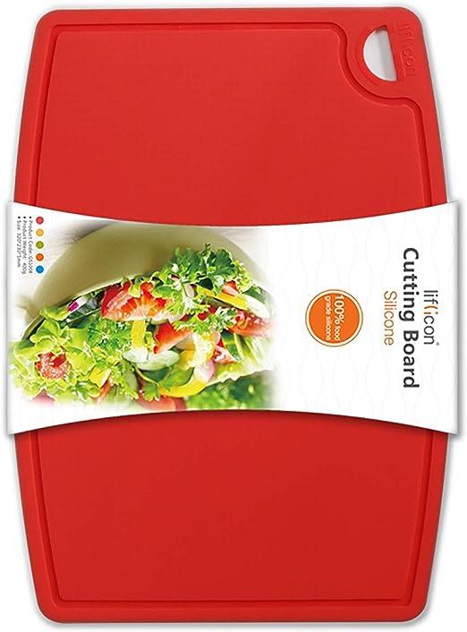 Kitchen Cooking Tool Cutting Chopping Board Food Flexible Plastic Anti-Slip Mat