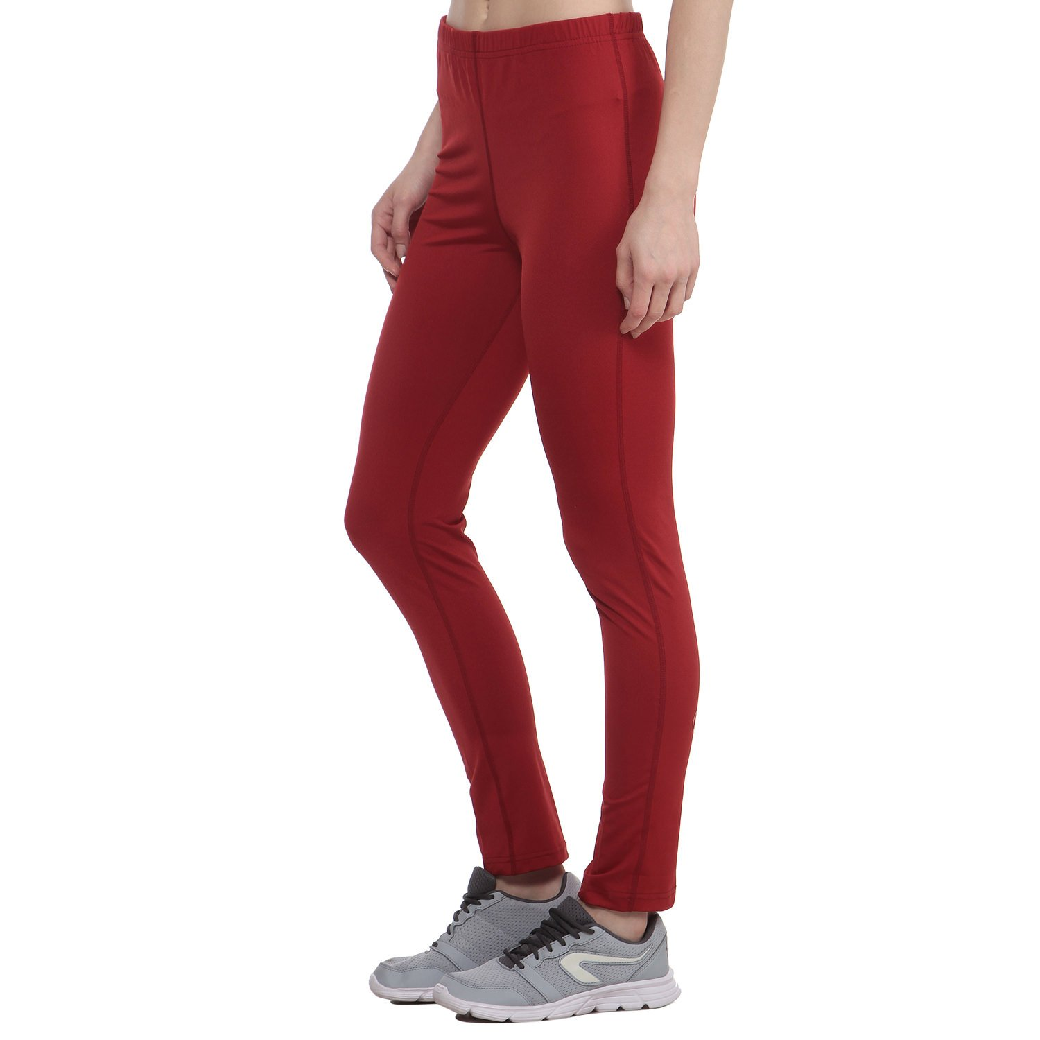 cd55a0458b CHKOKKO Women's Solid Yoga Sports Stretchable High Waist Track Yoga Pant:  Amazon.in: Clothing & Accessories