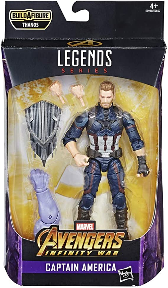 Marvel Classic- Marvel Legends Series Avengers: Infinity War 6 ...