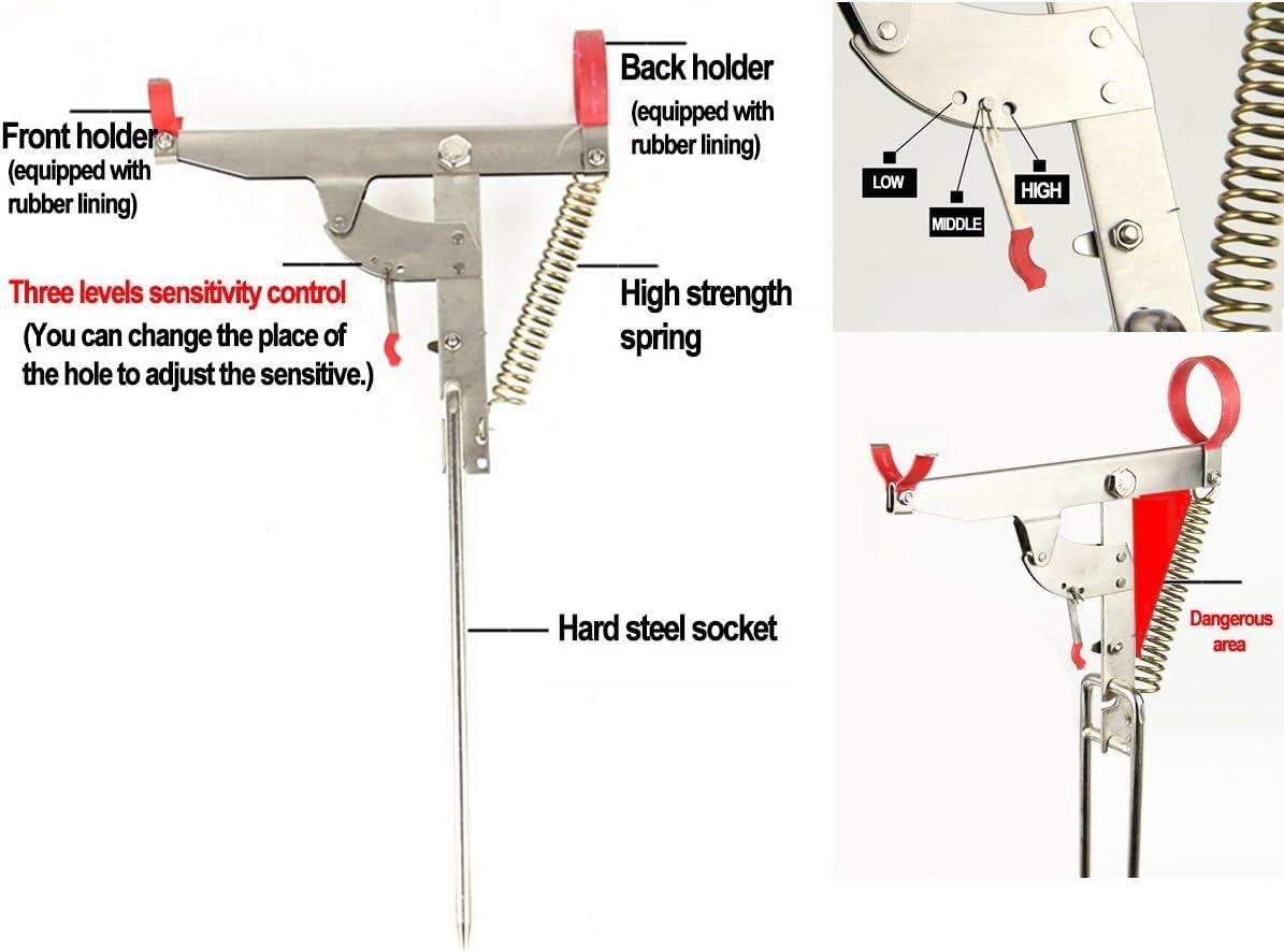 Bestlymood 2 St/üCke Angel Rute Racks Halter Wand Halterung Vertikale Horizontale Wand Decken Halterung Garage Unterst/üTzung 6 Rod