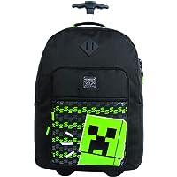 Mala Escolar GL com Rodinhas, DMW Bags, Minecraft, 11498