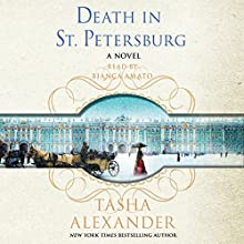 Death in St. Petersburg: A Lady Emily Mystery Audiobook by Tasha Alexander Narrated by Bianca Amato