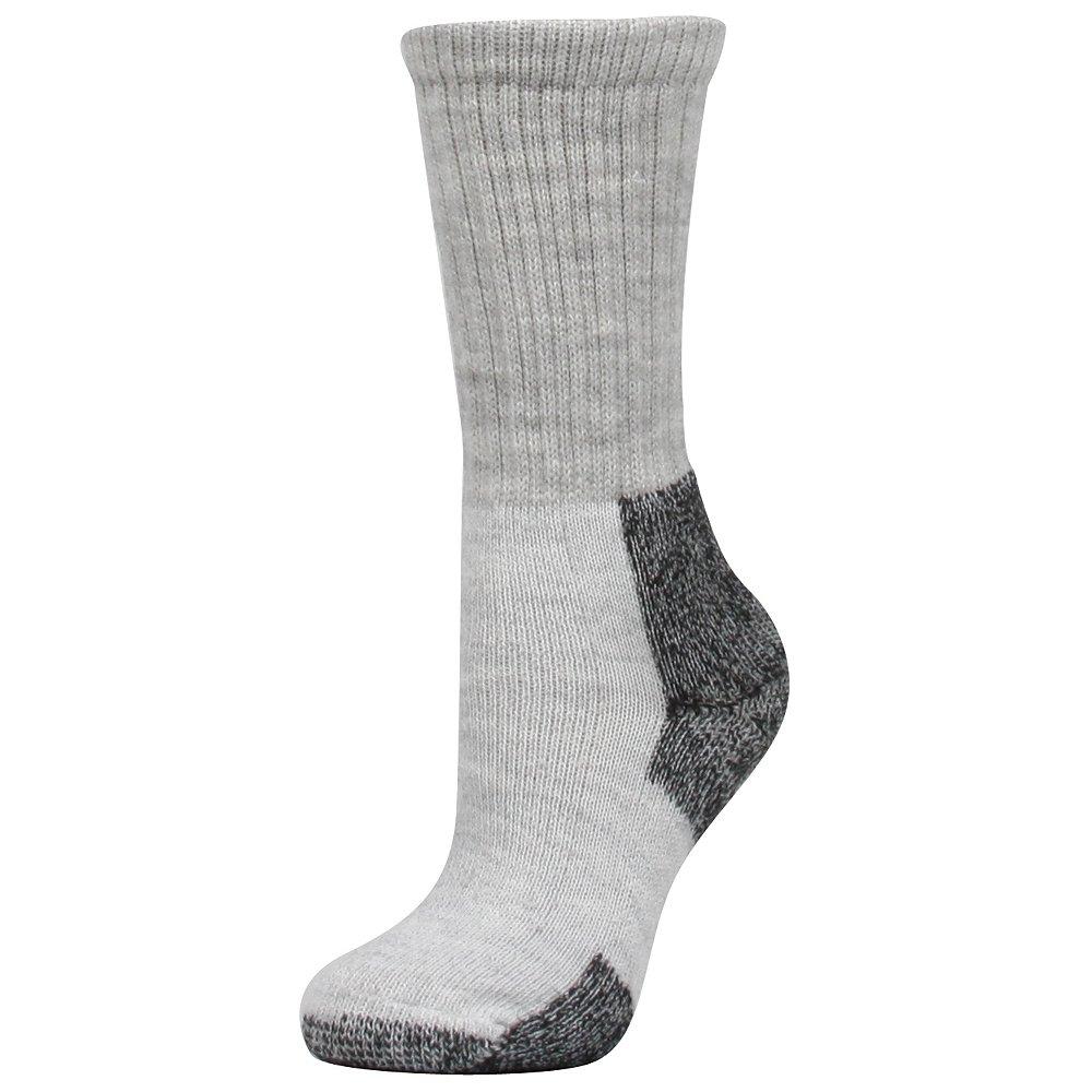 Thorlos Unisex Thick Cushion Hiking Wool Blend 3-Pack