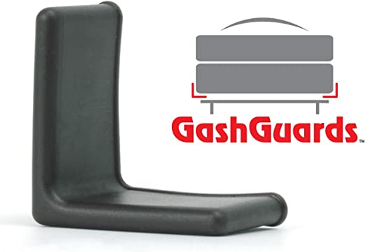 1 1 2 Gashguards Deluxe Plastic Bed Frame End Caps Sheet Savers