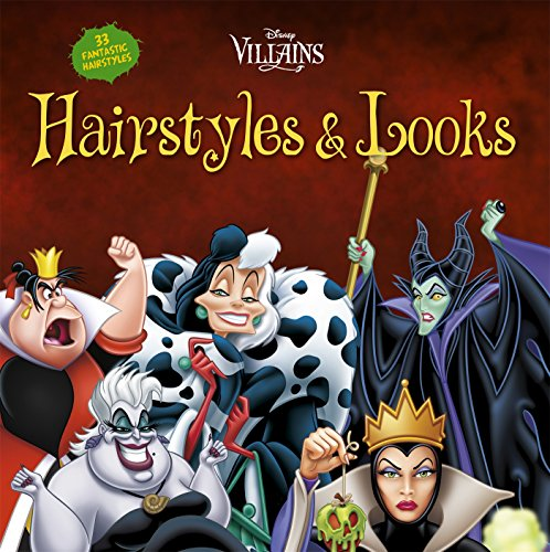 Disney Villains Hairstyles and Looks: 33 Fantastic Hairstyles -
