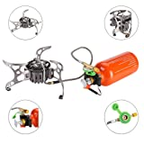 Outdoor Camping Portable Burning Stove Fuel Stove