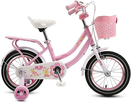Bicicleta para Niños Triciclo de Niña 3-5-9 Años Cochecito de bebé ...