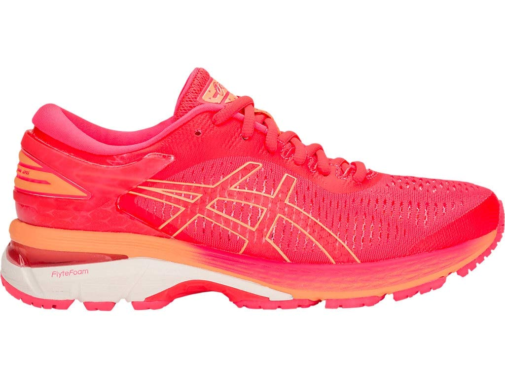 ASICS Women's Gel-Kayano 25 Running Shoes, 7.5M, Diva Pink/Mojave by ASICS