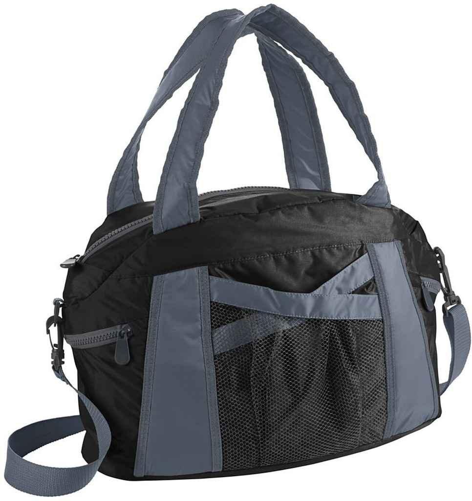 【一部予約!】 Augusta B00S3KX43E Sportswear成形ファスナー付きダッフルバッグ B00S3KX43E Black Augusta/Graphite Black/Graphite OS OS|Black/Graphite, ナガイシ:5c5a09d6 --- fenixevent.ee