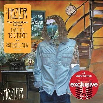 Amazon Hozier Deluxe Edition Cd Target Exclusive With 4 Bonus