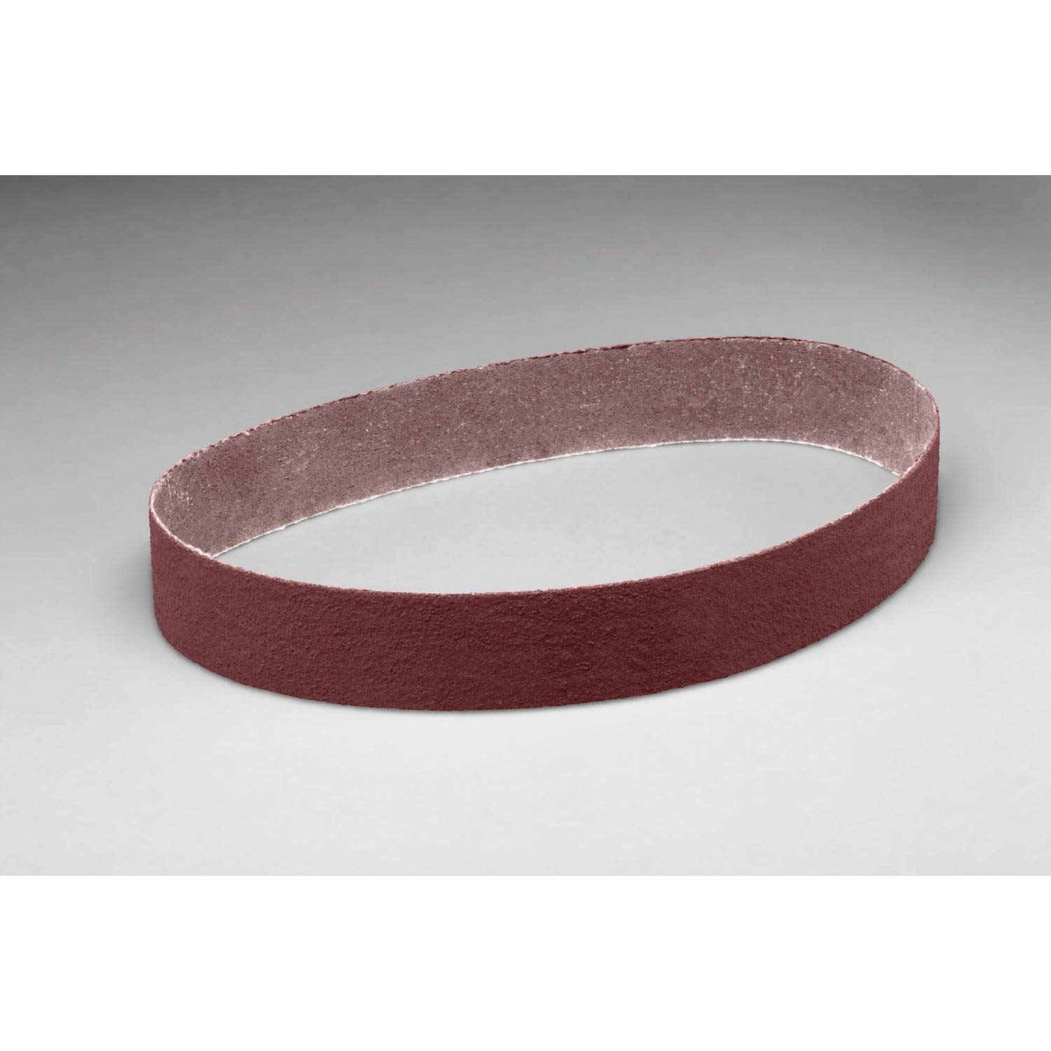 3M Cloth Belt 341D, P400 X-weight, 2 in x 72 in, Film-lok, Single-flex