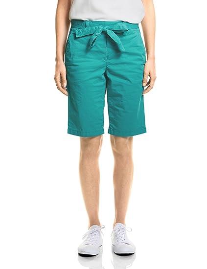 Street One Bermuda Femme  Amazon.fr  Vêtements et accessoires 979a22ae912