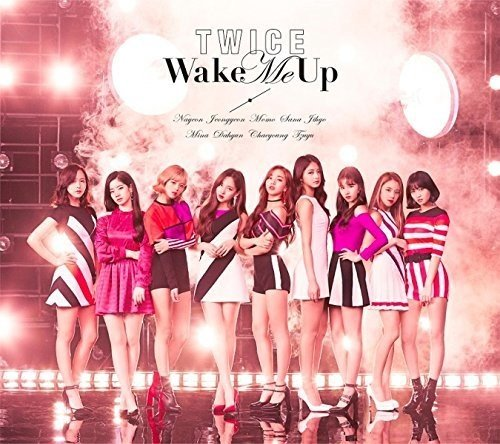 CD : Twice - Wake Me Up: Version A (With DVD, Japan - Import, 2PC)
