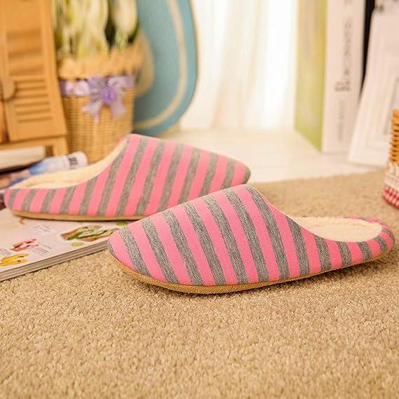 Rcool Unisex Pantofole Pelose Pantofole Invernali da Interno