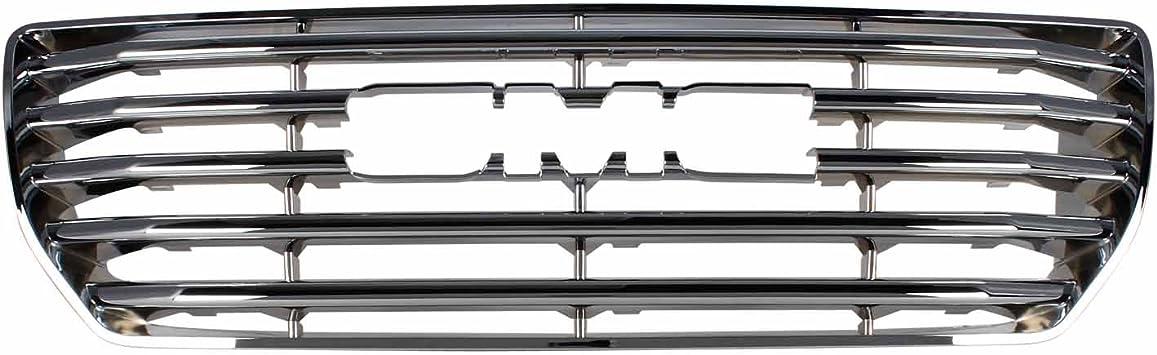 Bully GI-94 Triple Chrome Plated ABS Grille Overlay