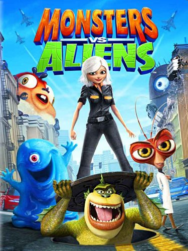 Monsters vs Aliens Film