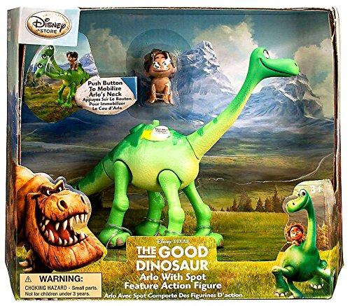 Disney Pixar The Good Dinosaur Arlo With Spot Action Figure Set