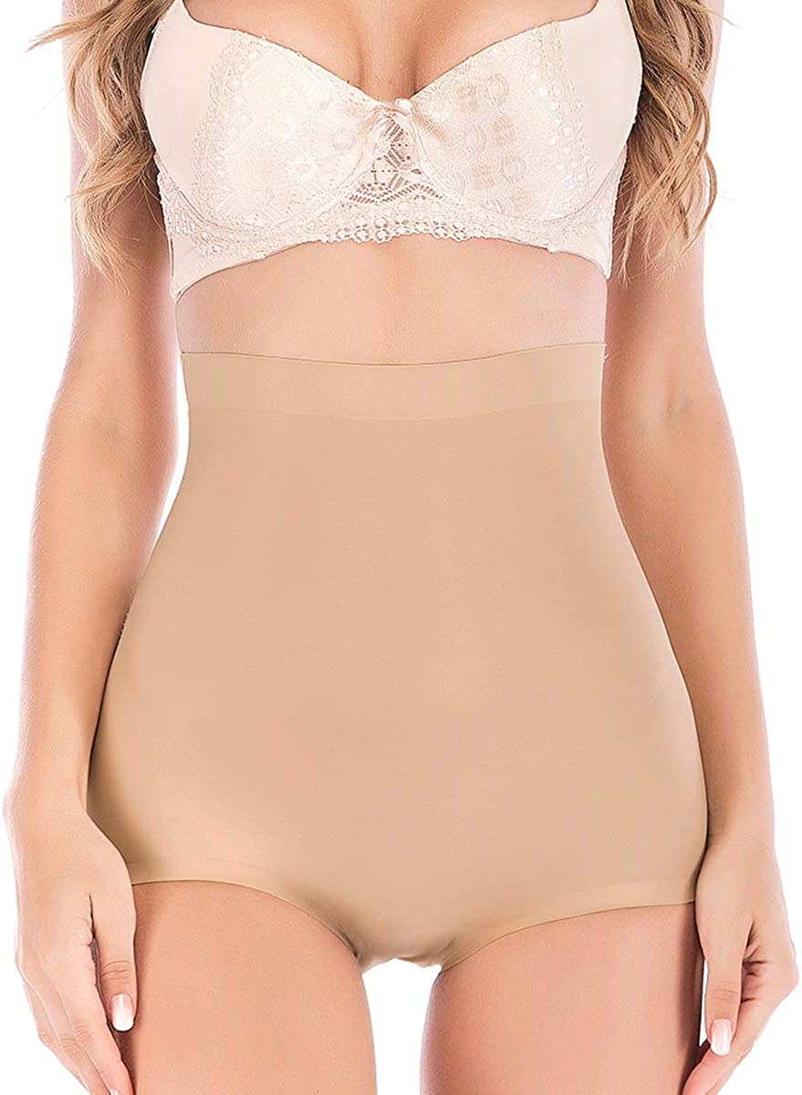 FLORATA 3-5 Days Delivery Butt Lifter Firm Control Padded Panties for Women Thigh Slimmer