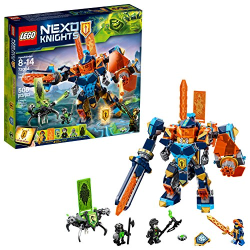 LEGO NexoKnights 72004 Tech Wizard Showdown