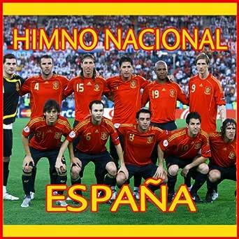 Himno Nacional De España Seleccion Nacional De Futbol de Gran ...