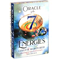 Wereldgeïnspireerde Tarot en Guide Novelty Book voor Beginners Card Game Deck (Kleur: 7 Energies)