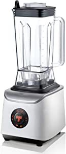 High Performance Blender, High Power Home and Commercial Blender with High Speed, Countertop Blender Food Processor with Self-Cleaning 2L Container