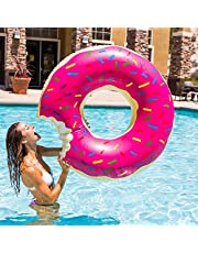 Inflatable Swimming Ring, Summer Swimming Pool Floating for Outdoor Beach Water Holiday Floating Toys