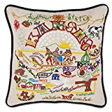 Kansas State Pillow by Catstudio