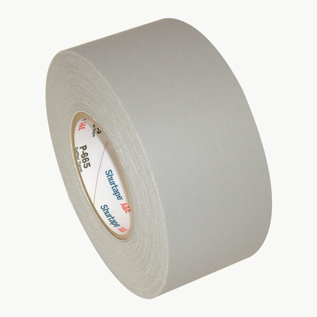 Shurtape P-665/GRY360 P-665 General Purpose Gaffers Tape