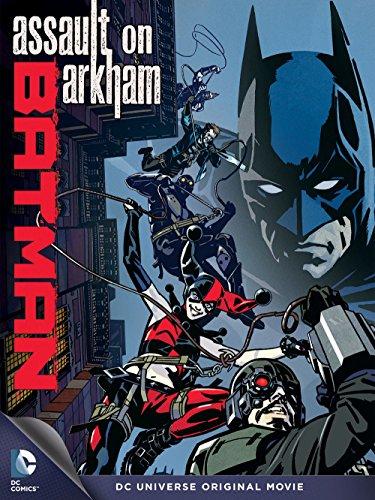 Batman: Assault on Arkham Film