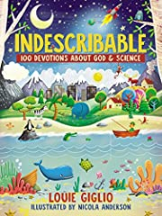 Discover the Wonders of the Universe with the CreatorIt's impossible to out-imagine God. He orchestrates time, creates light, and speaks things into existence--from the largest stars to the smallest starfish. God is a powerful, purposeful, pe...