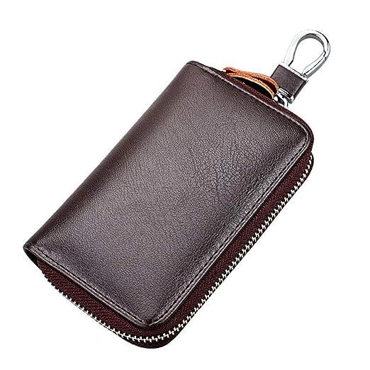 Cartera de tarjeta de crédito para hombre Caja de la llave ...