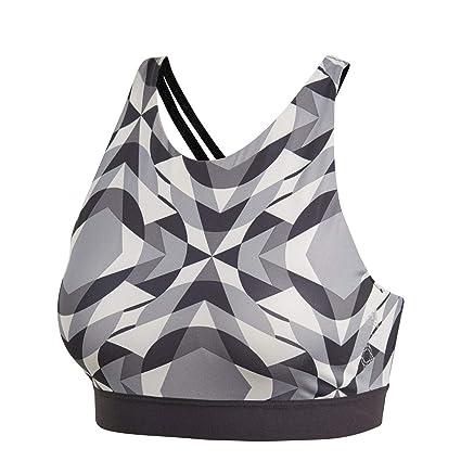 Adidas Wanderlust Yoga – Sujetador Deportivo, Mujer, CV4709, Black/Chapea, 2XSA