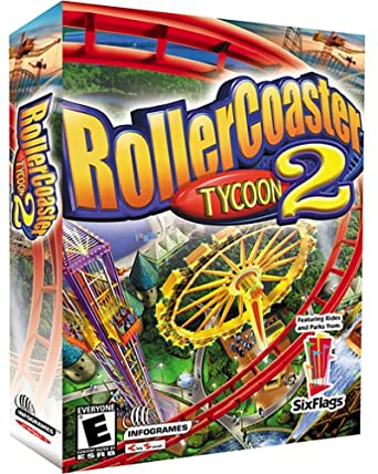Amazon com: RollerCoaster Tycoon 2 - PC: Video Games