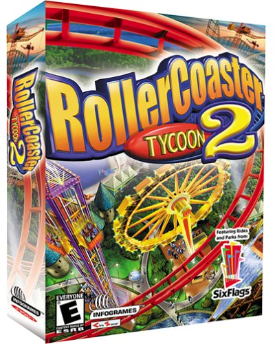 Buy RollerCoaster: Tycoon 2 (PC) Online at Low Prices in
