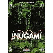 INUGAMI T07: LE RÉVEIL DU DIEU CHIEN (LE)