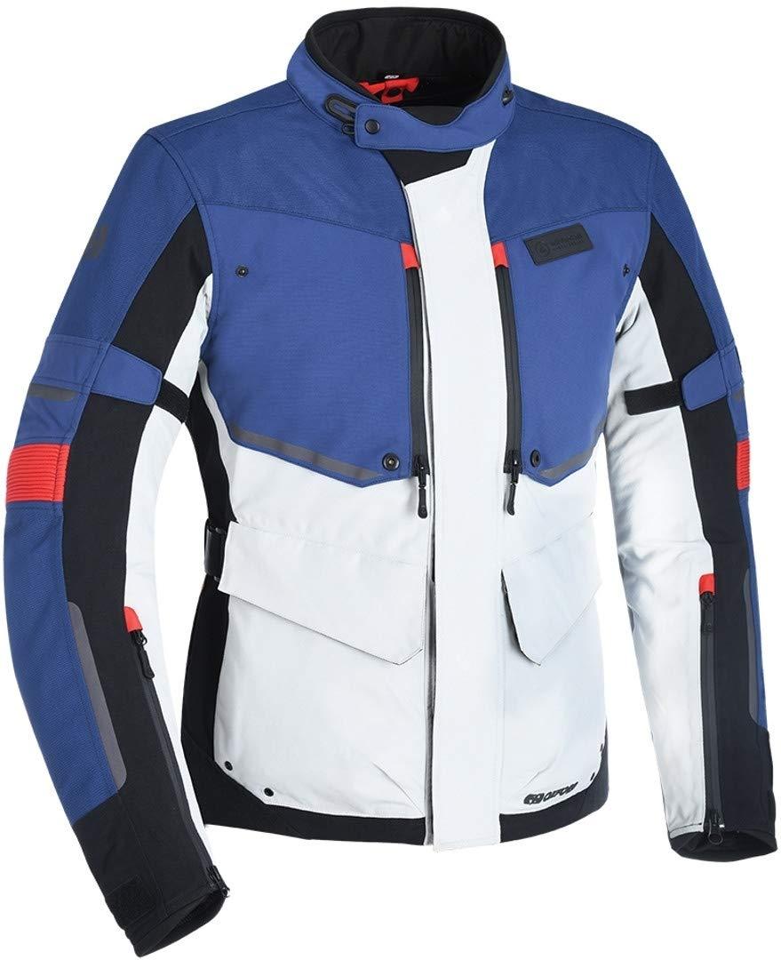 Oxford TM1811024XL Mondial Advanced Motorcycle Jacket 4XL Tech Green