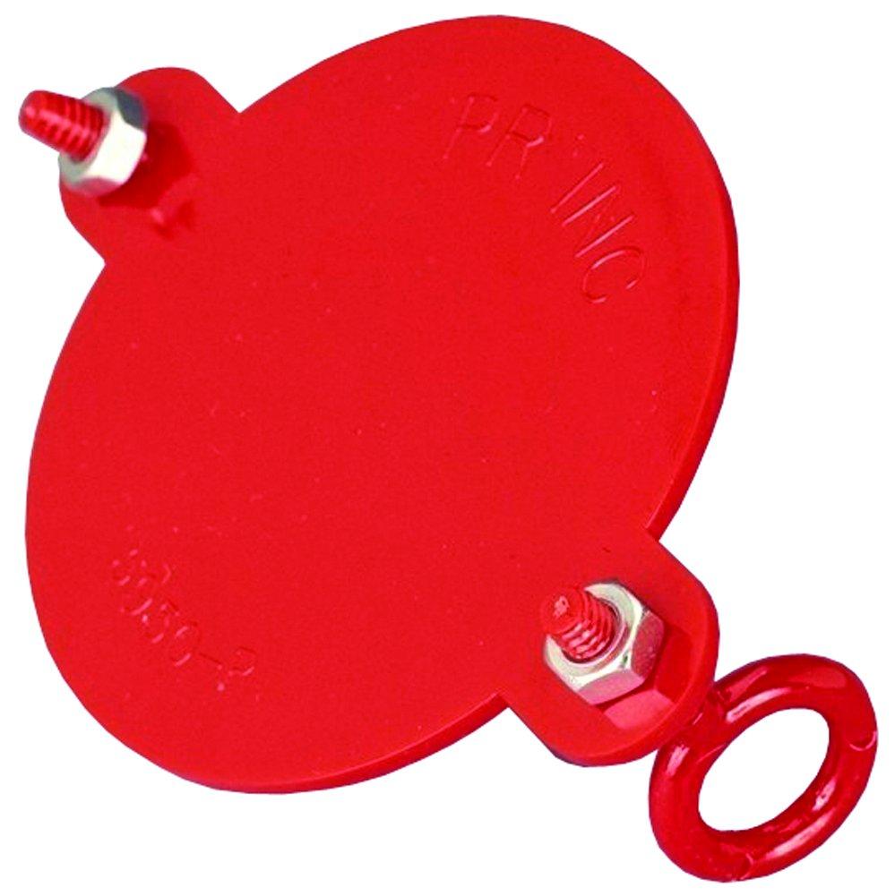 Dixon 2 1/2'' PLASTIC BREAKER CAP (ASSEMBLED) RED THERMOPLASTIC (PBC250)