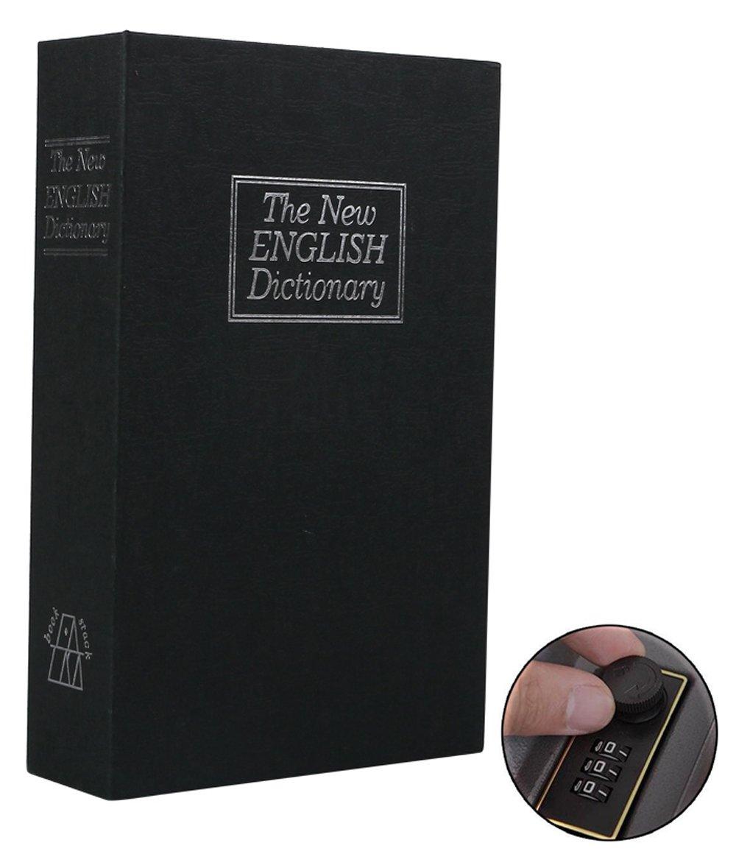 (オフフ) Ohuhu 辞書に見える金庫 文字合わせ錠付き B01DKINC4E