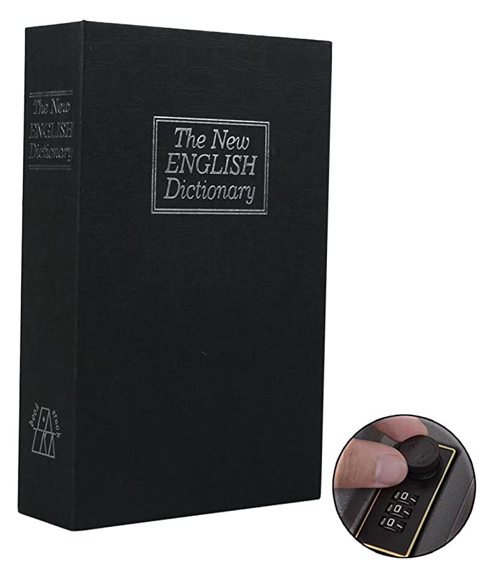 Ohuhu Dictionary Diversion Book Safe with Combination Lock